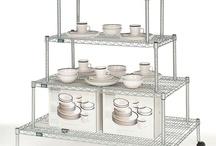 Shelves & Displays / by ClothesRacks.com