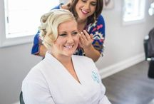 Bridal Hair & Makeup by Tamra Hollowell Salon
