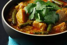 Recipes - Curry
