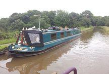 Canal Boat Aerials /     Canal Boat / Narrowboat Aerials