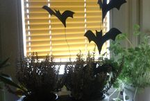 Halloween DIY / Bats DIY