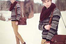 Mens Fashion / by Sarah Jackson
