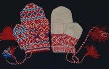 Knitting Sámi Mittens and a King's Sweater with Laura Ricketts at Vesterheim / Laura Ricketts is teaching at Vesterheim in November 2014! She has lived and knitted around the world, relishing the spice of many cultures. A former high school history teacher, she now brings her teaching skills to the fiber field. Most recently, she has investigated the Sámi people of the northern Nordic countries and their contribution to knitting.  Find more class information here: http://vesterheim.org/learning/classes/textiles/index.php
