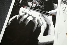 Erotic illustration