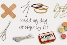 Items for Wedding Day / Great items for your wedding day!