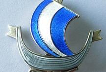 Vintage Jewellery / Antique, vintage jewellery, Art nouveau, Deco, Victorian, Etruscan, Egyptian...