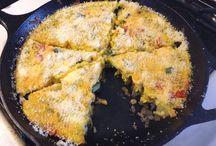 Recipes: Veggie Main dishes