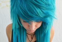 Scenehair / How i want to cut my hair :3