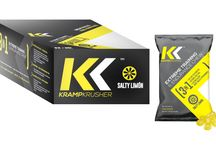 KrampKrusher cramp no more / Kramp Krusher solves energy deplaetion, electrolyte loss, & muscle cramping. Natural Sea Salt - Hydration and Electrolyte Reload  Natural Electrolytes for Better Cell Hydration Up to 84 Peak Performance Trace Elements and Minerals including Calcium, Magnesium, Copper, Potassium and Iron Better Muscle-Brain Communication Enhances Nutrient Digestion   310 mg