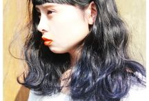 hair color winter