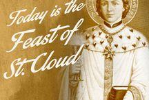 St. Cloud / St. Clodoald / 0