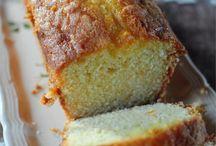 Κέικ πορτοκαλιου