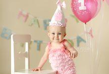 1st Birthday Set, Wardrobe & accessory Ideas