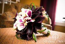 Calla bouquets/boutonnieres