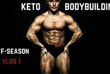 Keto Bodybuilding | Off-Season V-Log / Video log of my off-season training and ketogenic nutrition as a competitive natural bodybuilder.