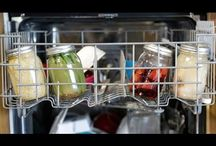 Cooking in the dishwasher: highly recommended or not? / No, there's no typo in the title. Cooking in the dishwasher: it's possible! But is it really appetising? Well worth trying for those of us who like experimenting.