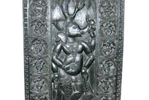 Carved Wall Panel / by Mogul Interior