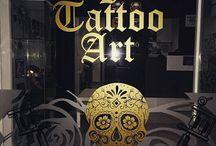 original tattoo art.