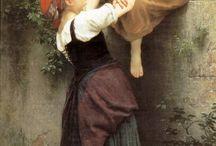 Bouguereau art