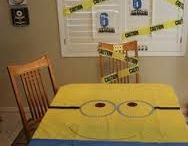 Despicable Me Party / by Heather Hotta