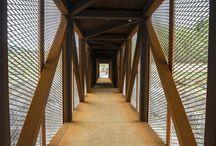 Metal • Footbridge