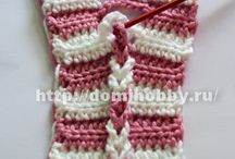 Crochet & Knit / by Sherry Dewell