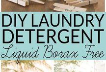 DIY Laundry Deterjen