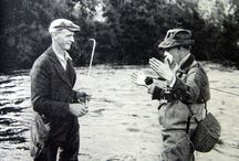 Fly Fishing Flashbacks / Flashbacks to the days of old in fly fishing and some historical figures.