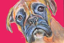 I LOVE DOGS / Our Canine friends all types of dogs