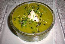 Krožnik zdravja, a hkrati odlična juha s polnim okusom :-)