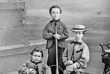 Moda chłopięca XIX wiek