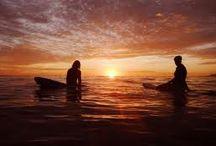 Surf / Cavalcare le onde con una tavola