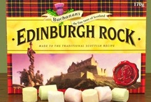 Scottish Souvenirs / Ideas for things to take home from your trip to Scotland.