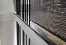 arch railing