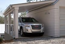 Carports and garages