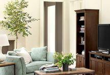 Living Room Decor and Design / Showcasing the latest living room designs and decor styles