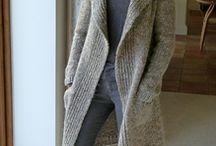 knit jaket
