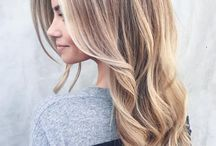 Hair styles & dyes