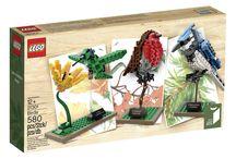 The LEGO Ideas Blog has revealed production images for one of the 2015 LEGO Ideas set – 21301 Birds.