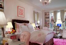 Girl's room ideas / by Betheny Whitman-Tomseth