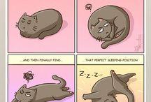 ARTE .  DIBUGATS  ( 2 ) / Dibujos, ilustraciones y pinturas de gatos. Ver también DIBUGATS ( 1 )