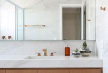 IDEALIZE | Banheiros / Banheiros de autoria: Studio Idealize! Arquitetura