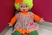 Oyuncak Lahana Bebek Bonus Saçlı Bebek 50 cm