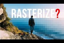 what is rasterize?