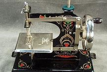 Antique and Vintage Sewing Machines