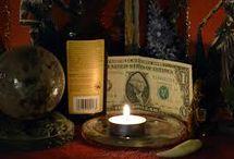 Spells Are Panacea for Wealth Achievement