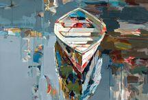 Josef Kote, Studio Seven Arts / Contemporary Impressionism by Josep Kote from New York