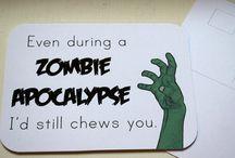 Zombies / Zombie love