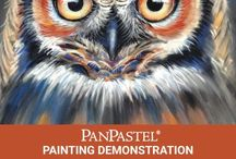 PanPastel Tutorials & Demonstrations