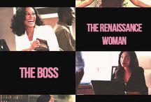 Black girl bosses